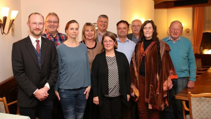 Direktkandidaten der CDU Schönberg zur Kommunalwahl 2018
