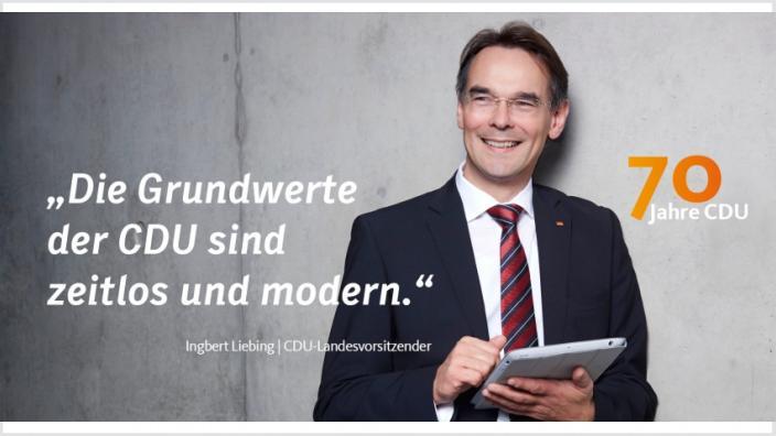 Herzlichen Glückwunsch, CDU