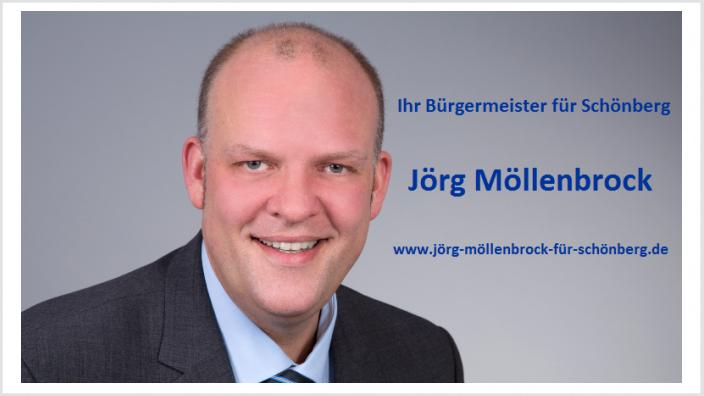 CDU Schönberg Jörg Möllenbrock Bürgermeisterkandidat